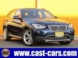 BMW X1 sドライブ 18i xライン /黒半革/禁煙車/HID/ETC/障害物センサー