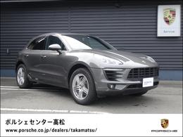 ポルシェ マカン S PDK 4WD エアサス 認定中古車保証