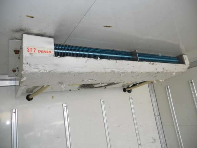 トヨタ ダイナ!冷凍 冷蔵車!DENSO製!-7度から35度設定可能!荷台パネル部左スライドドア!リヤ観音開き!ETC!リヤカメラ常時撮影!ディーゼル!5速マニュアル!ウオームアップ付き!