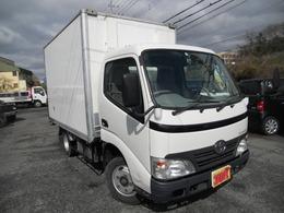 トヨタ ダイナ 冷凍冷蔵パネル車!DENSO製!