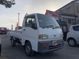 スバル サンバートラック 660 三方開 SDX