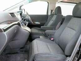 ■前席パワーシート/運転席シートメモリー/納車時には除菌や消臭に効果のございます当店オリジナルのオゾンクリーニングを施工致します!