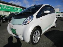 三菱 アイ・ミーブ(軽) ベースモデル 電気自動車 リヤミッドシップ CD