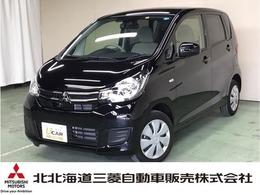 三菱 eKワゴン 660 M eアシスト 4WD 追突軽減ブレーキ シートヒーター
