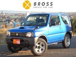 スズキ ジムニー 660 クロスアドベンチャー XA 4WD 車検R3年11月 ターボ ナビ TV