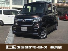 ホンダ N-BOX カスタム 660 L 新型・軽自動車・キーフリー・片側電動