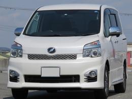 トヨタ ヴォクシー 2.0 ZS 煌Z 7人乗り ALPINEフリップダウンモニター