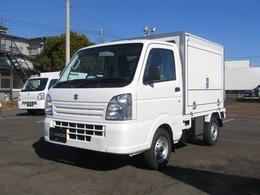スズキ キャリイ 移動販売冷凍車・中温・2WD・AT・キーレス