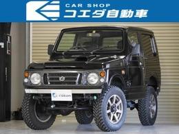 スズキ ジムニー 660 XLリミテッド 4WD リフトアップ・MTタイヤ・外品バンパー