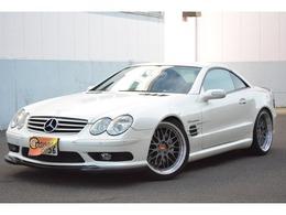 AMG SLクラス SL5500 500馬力  FRカーボン designo限定車 20inchAW 可変マフラー