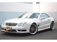 AMG SLクラス の中古車 SL55  FRカーボン 北海道札幌市西区 320.0万円