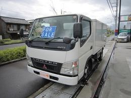 三菱ふそう キャンターガッツ 冷凍冷蔵車 最大積載量1.500kg