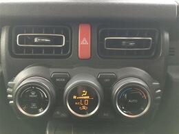 車内温度を感知して自動で温度調整をしてくれるのでいつでも快適な車内空間を創り上げます!