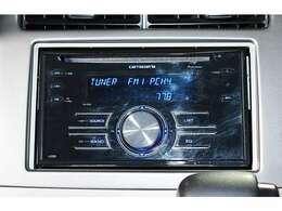 『CDステレオ』装備。お好みのサウンドで楽しくドライブ♪ナビの取り付けもご相談してください♪