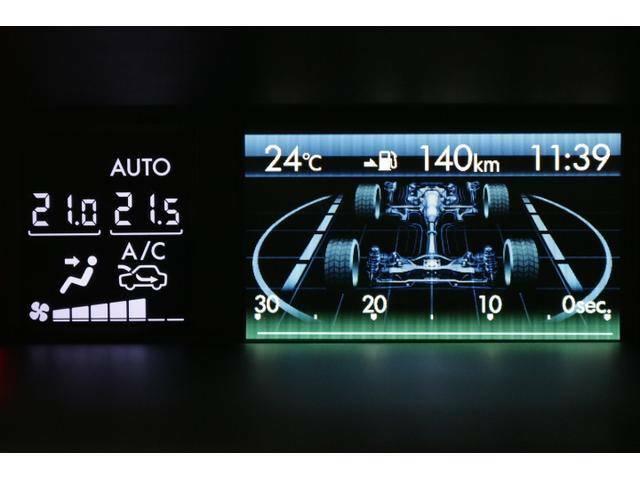 車両の様々な情報を表示するマルチファンクションディスプレイ!!
