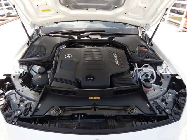 V6から再び直6へ回帰!3リッター直噴ターボ+電動スーパーチャージャー+48V電気システムによって367ps/51kgm(カタログ値)を発生