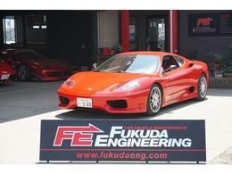 フェラーリ 360モデナ F1 チャレスト仕様 MS可変マフラー D車