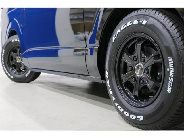 タイヤはグットイヤーナスカータイヤをセットさせてい頂きました♪
