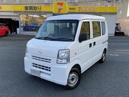 マツダ スクラム 660 PA ハイルーフ 4WD ETC マニュアル車 4WD 車検令和4年3月
