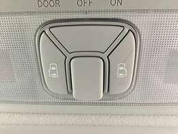 【両側電動スライドドア】付き☆ミニバンには是非欲しい装備ですね♪お子様やご年配の方でも楽々開け閉め出来ます☆