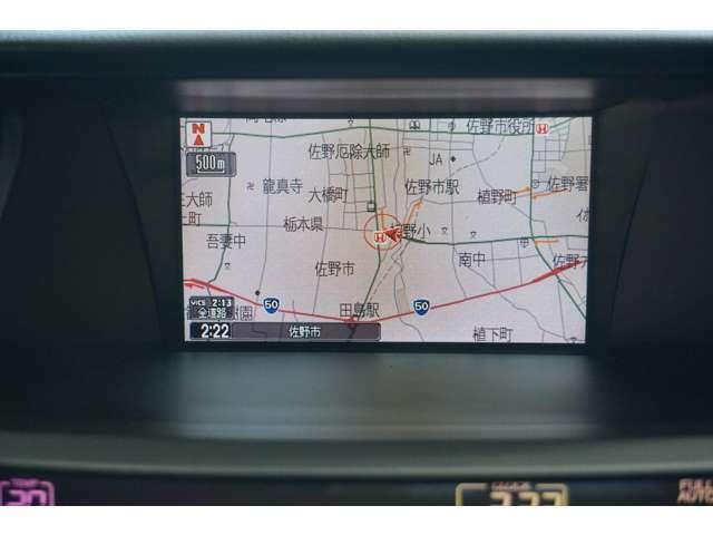 ホンダメーカー純正HDDナビ CD/DVD AM/FM サウンドコンテナ フルセグ に対応しています。