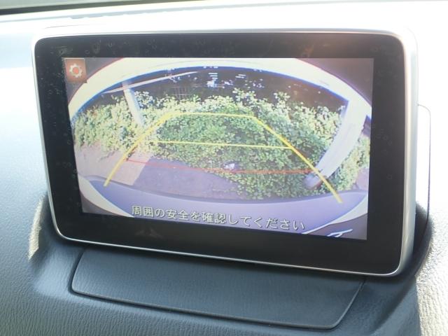 バックカメラモニターで、車庫入れが心配の方も初心者の方も安心して運転できます!