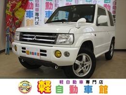 三菱 パジェロミニ 660 XR 4WD