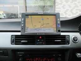 社外ナビが装備されております♪画面もクリアで運転中も確認しやすいです♪DVDの視聴もお楽しみ頂けます♪ナビがあれば初めての場所へのお出かけも楽々です♪