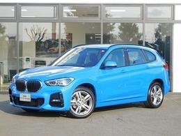 BMW X1 sドライブ 18i Mスポーツ 弊社デモカー 18AW コンフォートP LED