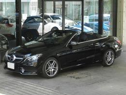 メルセデス・ベンツ Eクラスカブリオレ E250 AMGスポーツパッケージ 黒革 純正ナビ