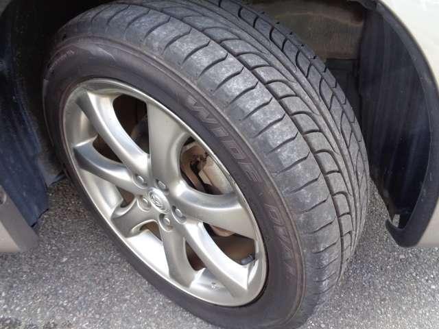 ★国産メーカーのタイヤは残量タップリです!
