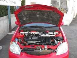安心の新車ディーラーの整備工場にて点検整備、オイル交換済みです☆