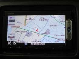 ホンダ純正 Gathers 7インチメモリーナビ (VXM-155VSi) ワンセグTV Bluetoothオーディオ SD録音 CD/DVD再生