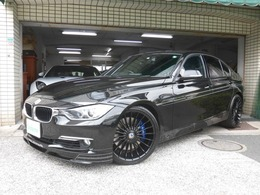 BMWアルピナ B3 ビターボ リムジン 14yモデル サンルーフ 黒革 赤ステッチ