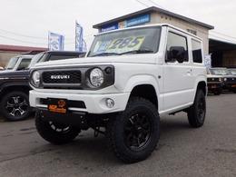 スズキ ジムニー 660 XL 4WD 純正ナビ/TV キーフリースマートキー