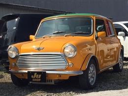 ローバー ミニ メイフェア CD エアコン 右H オートマ車 全塗装カラー