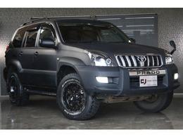 トヨタ ランドクルーザープラド 3.4 TX 4WD マッドブラック/サンルーフ/LEDライト