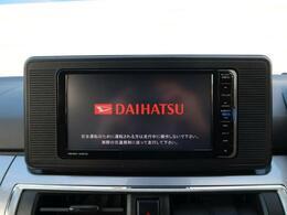 純正SDナビ『嬉しいナビ付き車両ですので、ドライブも安心です☆DVD再生、Bluetooth接続可能です♪フルセグTV付きです!』