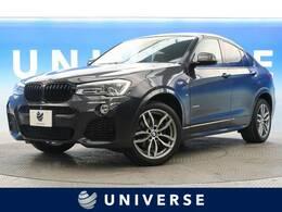 BMW X4 xドライブ28i Mスポーツ 4WD 純正HDDナビTV