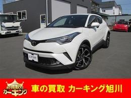 トヨタ C-HR 1.2 G-T 4WD バックカメラ SDナビTV 禁煙車 クルコン
