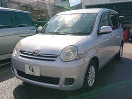 トヨタ シエンタ 1.5 X 純正ナビ・ETC・社外AW・キーレス