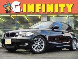 BMW 1シリーズ 116i Mスポーツパッケージ /後期/Mエアロ・17AW・/外ナビ/Bカメラ/HID