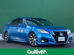 トヨタ クラウンアスリート 2.0 G-T ジャパンカラーSPG アドバンスドPKG