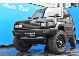 三菱 パジェロミニ 660 VR 4WD REALSPEEDエアロカスタム リフトアップ済