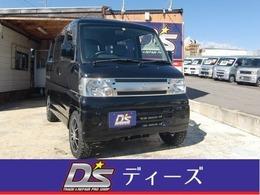 三菱 タウンボックス 660 RX ハイルーフ 4WD リフトアップ