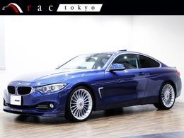 BMWアルピナ B4クーペ ビターボ 右H/1オ-ナ-/15MODEL/サンル-フ/Dアシスト/
