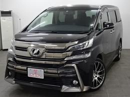 トヨタ ヴェルファイア 2.5 Z Aエディション 4WD 純正ナビTV/両側パワスラ/LEDライト/ETC