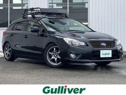 スバル インプレッサスポーツ 2.0 i 4WD 社外ナビ 後席モニター RAYSアルミホイール