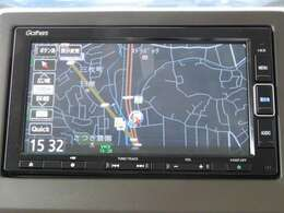 普通のカーナビでは把握できない渋滞情報、災害情報など多彩な情報を提供する通信型ナビゲーションシステム。到着予想時間が正確、多彩なルートが選べるなど、ホンダ独自のナビゲーションシステム。