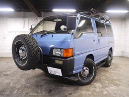 三菱 デリカスターワゴン 2.4 エクシード サンルーフ 4WD ガソリン車 BTオリジナルスタイル